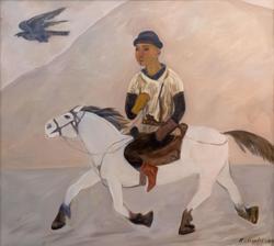 КИЛЬДИБЕКОВ Р.А. 1934 СОКОЛИНАЯ ОХОТА. 2004