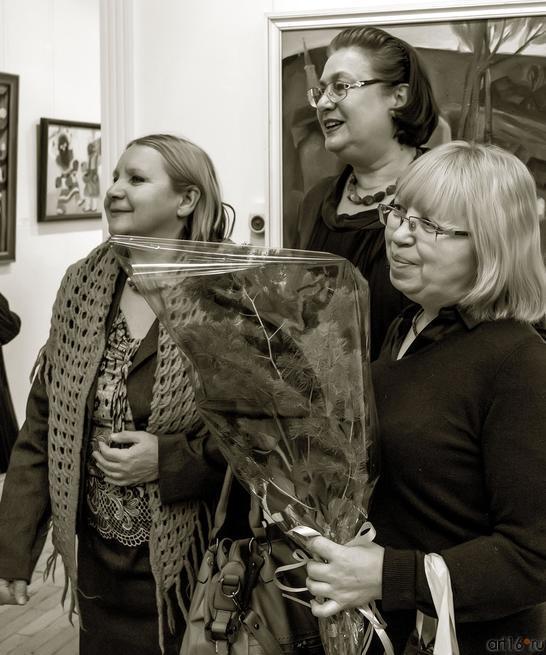::Открытие юбилейной выставки Р.А. Кильдибекова