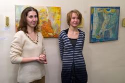 Полдень. Выставка Ольги Сушковой и Светланы Зайцевой