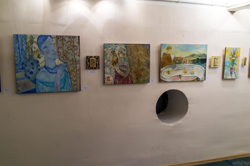 ::Полдень. Выставка Ольги Сушковой и Светланы Зайцевой