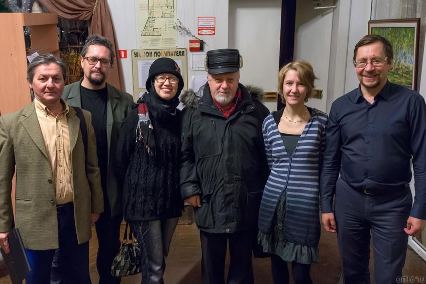Фото №766462. Салихов, Пивоваров, Ахунова, Вайнер, Сушкова, ...