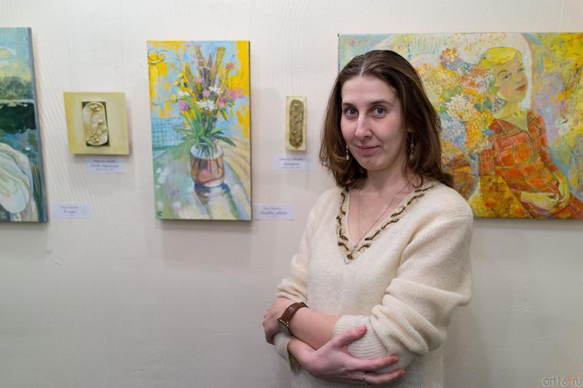 Светлана Зайцева::Полдень. Выставка Ольги Сушковой и Светланы Зайцевой
