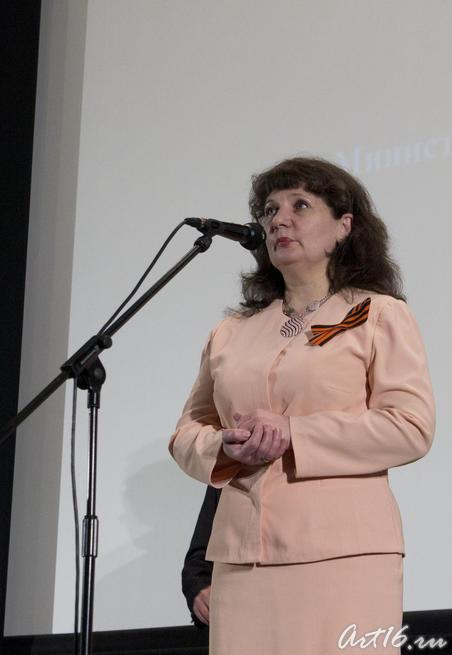 Елена Крайнова (ТРО ВПП «Единая Россия»)