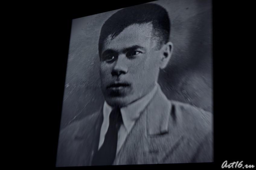 Фатых Карим (кадр из фильма«Фатых Карим. Воин поэт»)