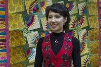 Искусство квилтинга, персональная выставка Лии Залалтдиновой