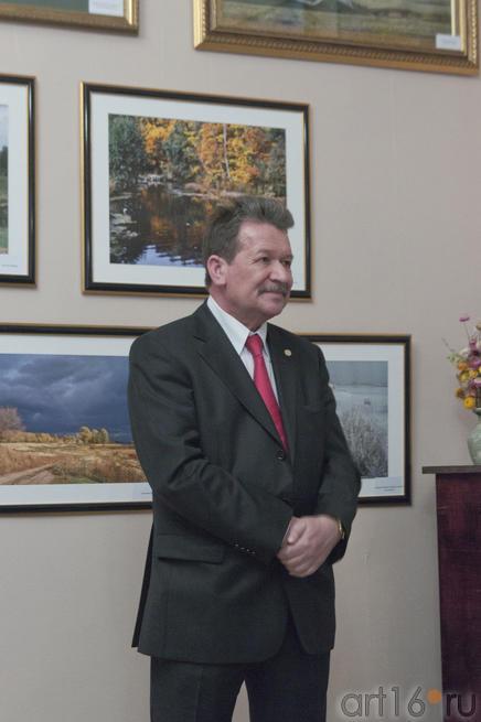 Сергей Алексеевич Волков