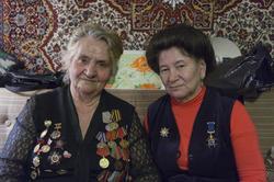 Екатерина Яковлевна Шугаева, Накия Юсуповна Курбангалина
