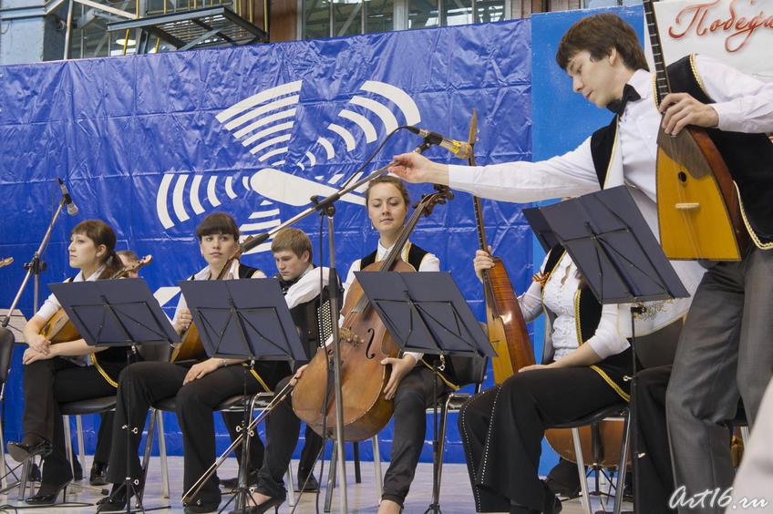 Оркестр TATARICA Казанской государственной консерватории им. Жиганова