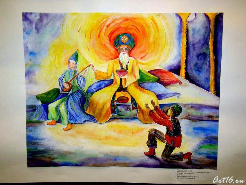 Фото №7727. Рисунки с выставки
