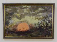 Багряный закат, Л.Кальюранд, 2009