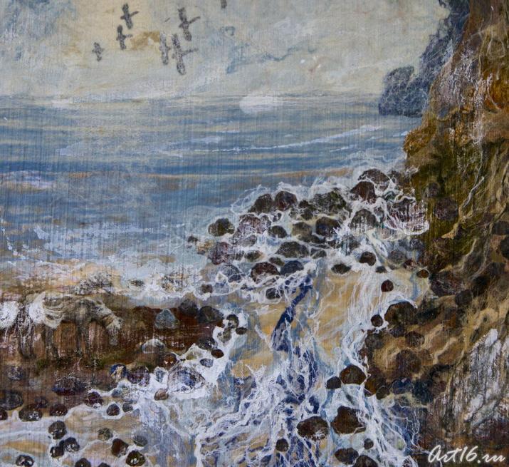 Бьет волна в рассветный берег, Л.Кальюранд, 2007::«Май мой березовый», Кальюранд Ляля Мухамедовна