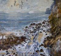 Бьет волна в рассветный берег, Л.Кальюранд, 2007