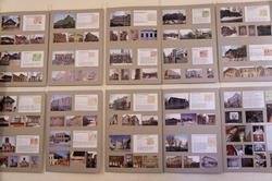 Фотовыставка ''Город без истории — город без будущего....'',  фрагмент экспозиции