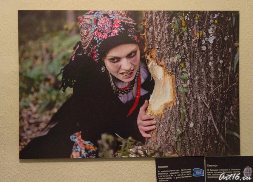 Кикимора. Фотограф Светлана Макарова