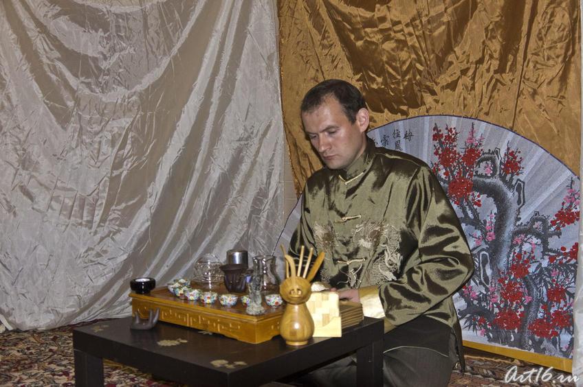 Мастер изысканных чайных церемоний