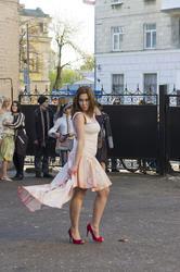 05226 показ одежды в этническом стиле дизайнера Тайны Сарафановой