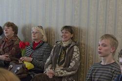 На празднике поэзии и музыки, посвящённом Дню рождения ЛИТО КГМУ