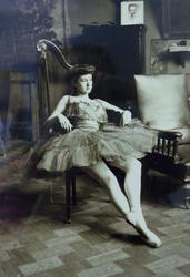 Альфред Эберлинг (1872-1951). «Петербургский модерн: художник и балерина»