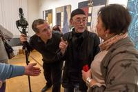 Выставка Василя Ханнанова «ФАЗКУРУНИ – АЗКУРКУМ» «ВСПОМНИТЕ МЕНЯ – И ВСПОМНЮ Я ВАС»