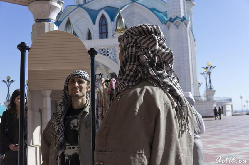 Фото №77959. Искусство носить платок
