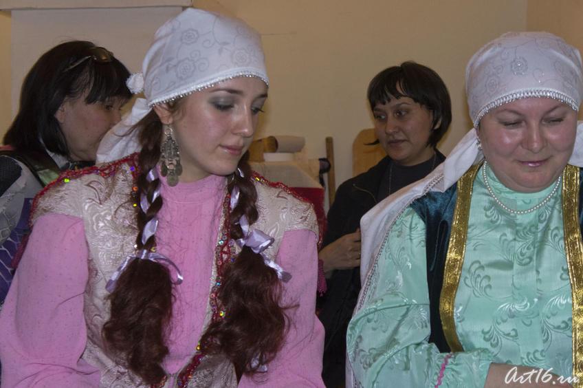 Фото №77999. Татарское чаепитие. Фестиваль чая в Национальном музее РТ