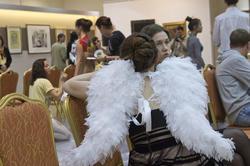 «Body-Art Battle» под присмотром ангела. Манеж