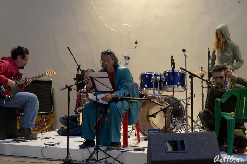 Фото №78074. Концерт в Выставочном зале ГМИИ РТ