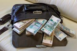 Взятка, деньги