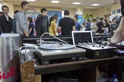 Диджейская программа в  Выставочном зале ГМИИ РТ