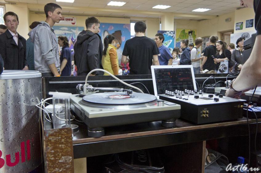 Фото №78119. Диджейская программа в  Выставочном зале ГМИИ РТ