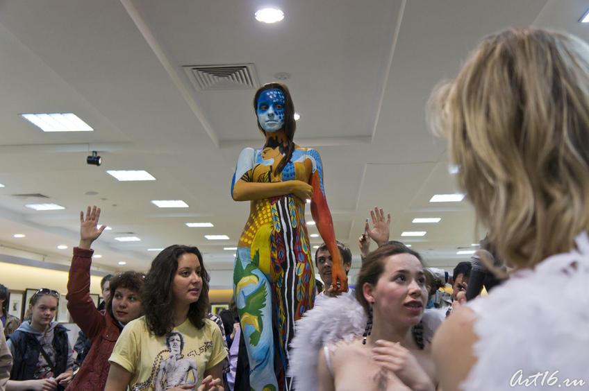 Фото №78134. «Body-Art Battle»  в Манеже — голосование