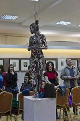 Первое место в конкурсе «Body-Art Battle» в Мнаеже