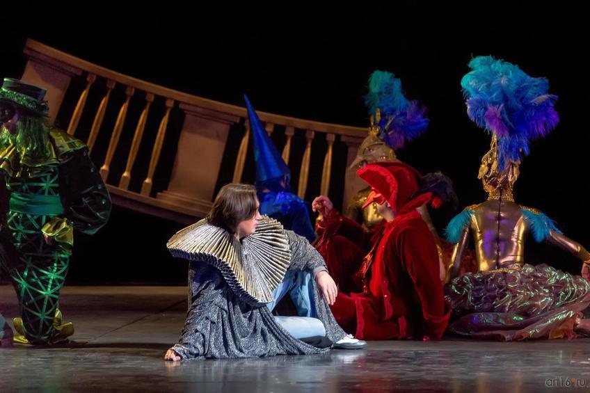 ::«Любовный напиток» — опера в 2-х действиях
