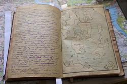 Запись из фронтового дневника В.Попова