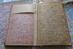 На Пинск. 7 июля 1944 года: ''Мы наступаем!....''