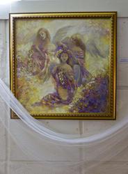 Веночек для Ангела.  Анастасия Бузунеева (Анастас)