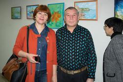Ольга Юхновская, Фиринат Халиков
