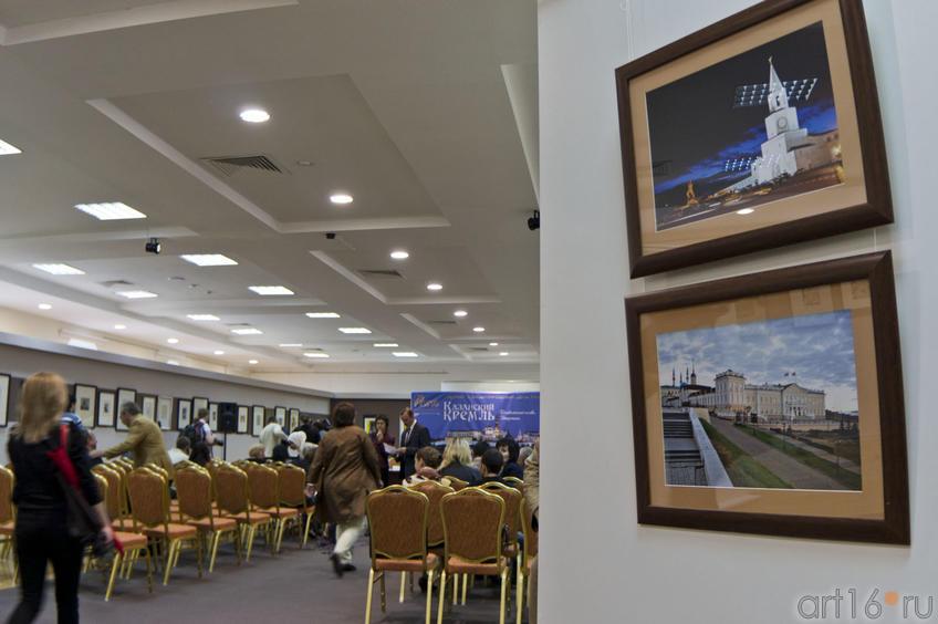 Фото №78389. Выставочный зал ''Манеж'' в Казанском кремле
