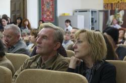 Зрители на концерте Ю.Зиганшиной в Центре