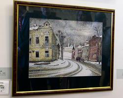 А снег идет.... 2005. Ильин В.И.