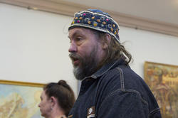 Александр Бусыгин, художник