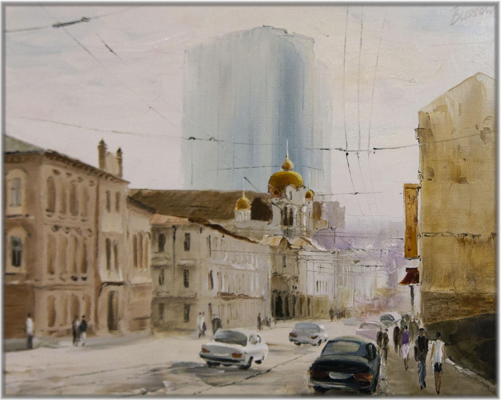 Фото №78568. Казань. Улица Пушкина. 2006. Бусов В.Х.