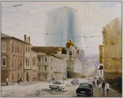 Казань. Улица Пушкина. 2006. Бусов В.Х.