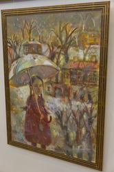 Диптих.  Улица Некрасова. 2008 Ермолина Е.А.. (1)