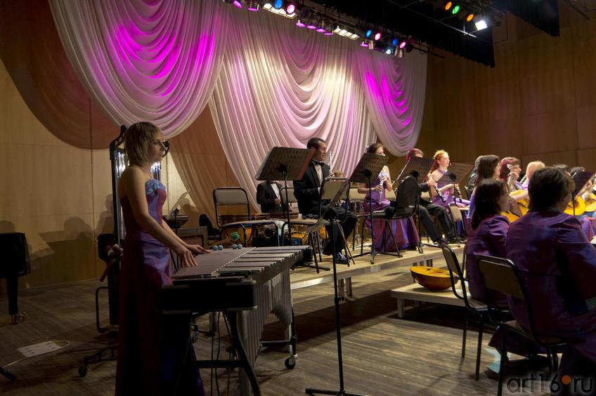 Государственный оркестр народных инструментов РТ. Солисты и ансамбли оркестра