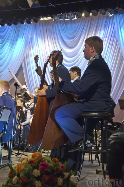 Балалаечная группа оркестра Руководитель – заслуженная артистка РТ  Ольга Вайссбеккер