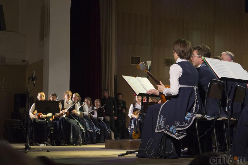 Ансамбли  Государственного оркестра народных инструментов РТ