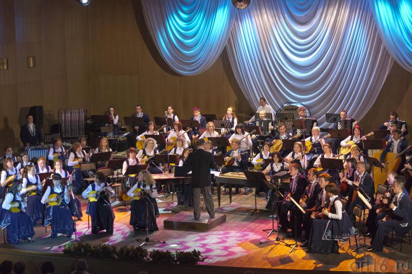 Государственный оркестр народных инструментов РТ. Закрытие сезона::Государственный оркестр народных инструментов РТ