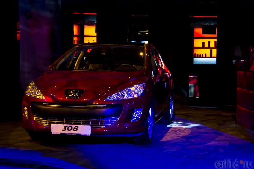 Peugeot (Пежо) — приз конкурса