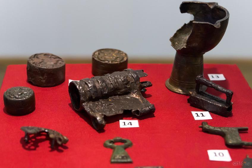 ::Выставка «Древний город Болгар и остров-град Свияжск: прошлое и настоящее»